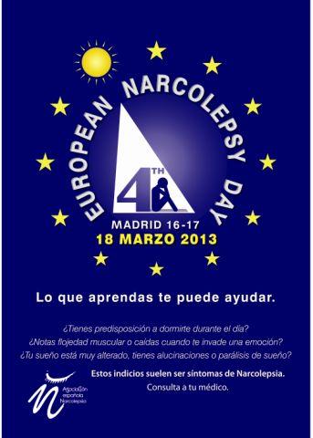 Quarta Giornata Europea della Narcolessia – Madrid 2013