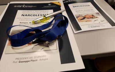 3. Seminario sulla Narcolessia, Bologna 18-19/11/2016