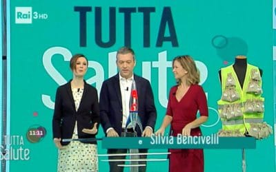 Puntata di Tutta Salute, RAI 3 – Il Prof. Plazzi e Massimo Zenti parlano di Narcolessia – 28/11/2016