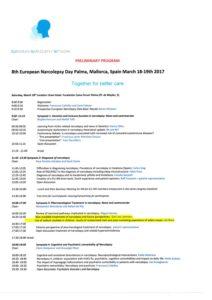 Programa Previo. Mallorca-2017