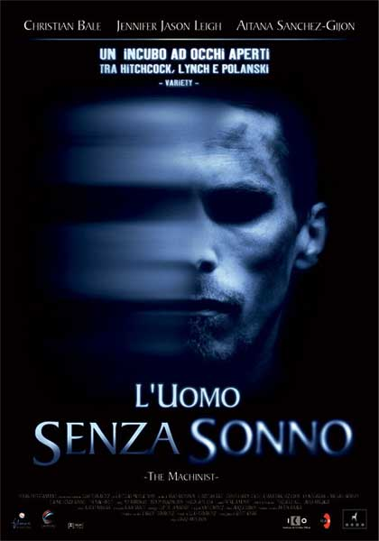 L'uomo senza sonno – The Machinist