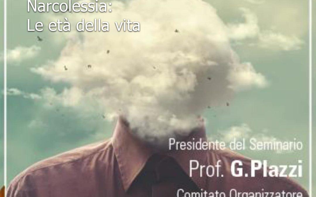 Diretta Facebook IV Seminario Diagnosi e Trattamento Multidisciplinare della Narcolessia/Sessione AIN