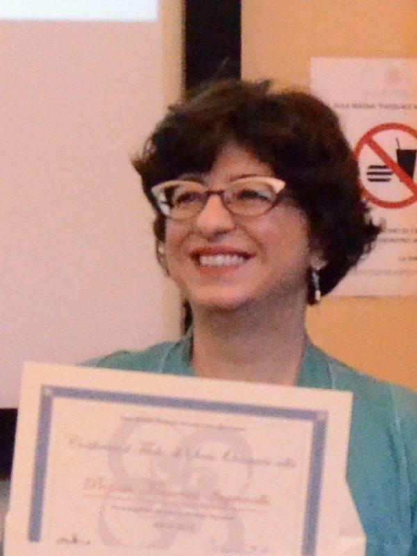 Prof.ssa Francesca Ingravallo