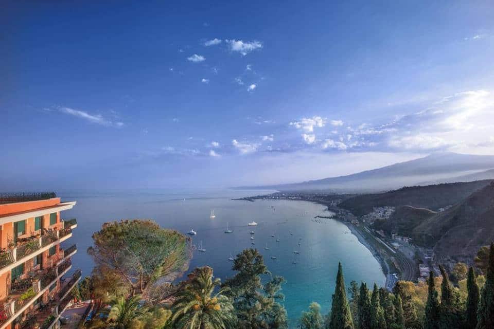 Incontro AIN a Taormina, Sicilia
