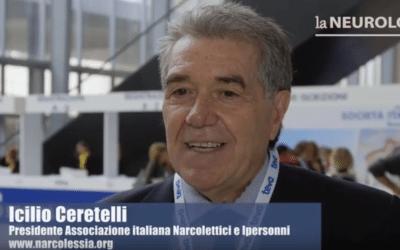 Icilio Ceretelli, intervista congresso SIN 28/10/2018