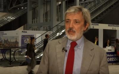 Intervista al Prof. Giuseppe Plazzi al Congresso SIN 27-29/10/2018
