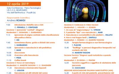 Congresso Neuromed a Pozzilli, 12/04/2019