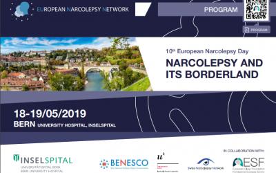 18-19 Maggio 2019 – Congresso EU-NN a Berna per il 10° European Narcolepsy Day