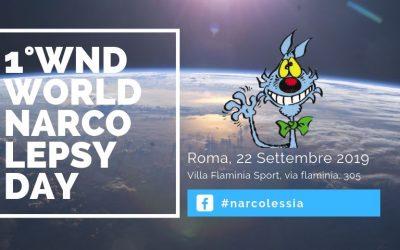 22/09 – Giornata Mondiale della Narcolessia