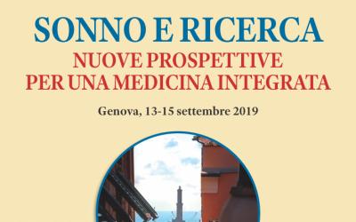 13-15/09 – Congresso AIMS 2019 a Genova