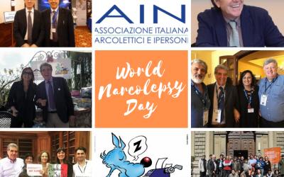 AIN: dalla Fondazione alla Prima Giornata Mondiale della Narcolessia